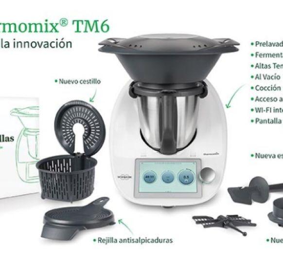 Nuevo modelo Thermomix® TM6