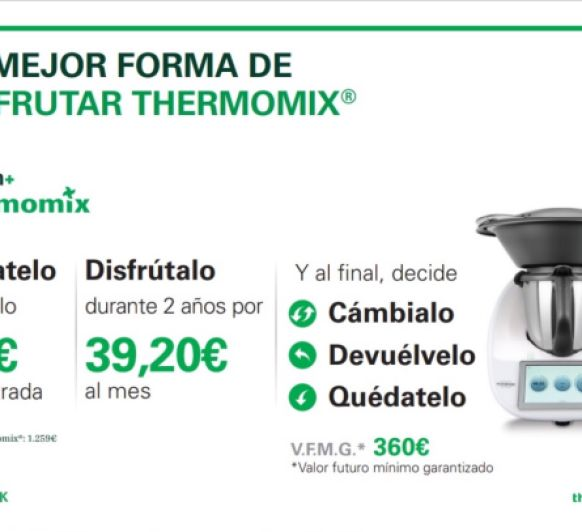 NUEVO MODELO Thermomix® TM 6