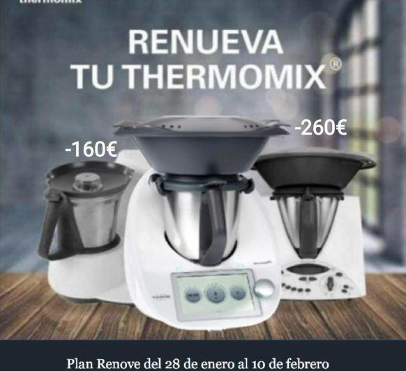 Renove Thermomix® navalmoral de la mata