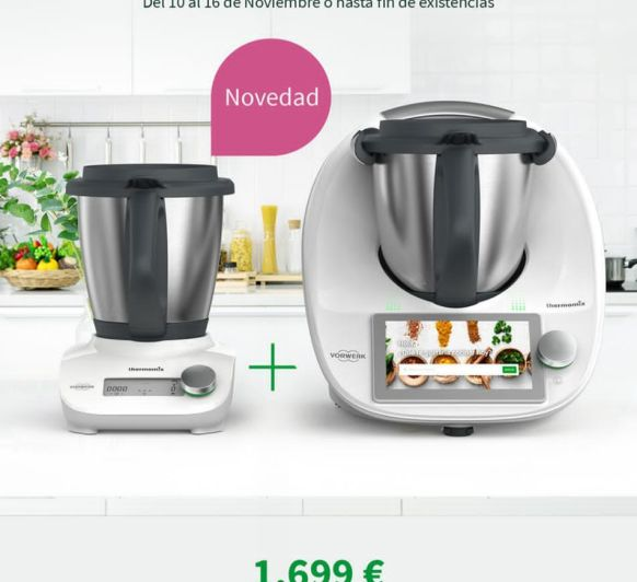 TM6 + Thermomix® FRIEND