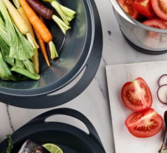 Cocina en niveles: cómo sacarle el máximo partido a tu máquina