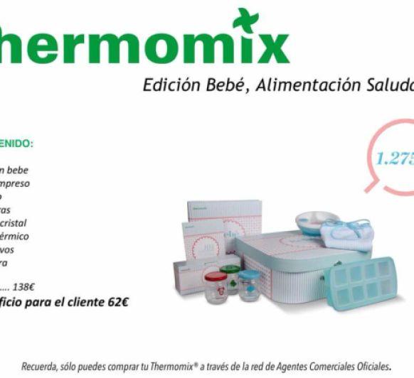 Thermomix® con tu bebe
