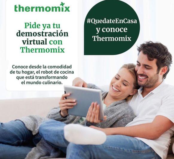 DEMOSTRACIÓN VIRTUAL. Thermomix® . PLASENCIA