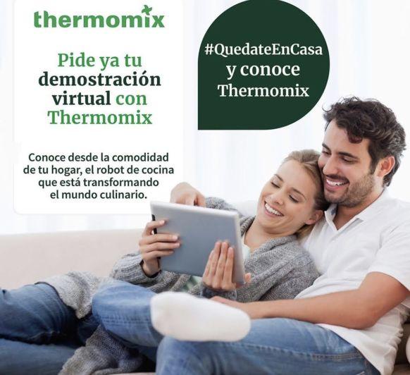 Conoce Thermomix® desde casa