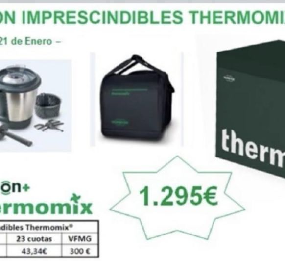 Edición Imprescindibles Thermomix®