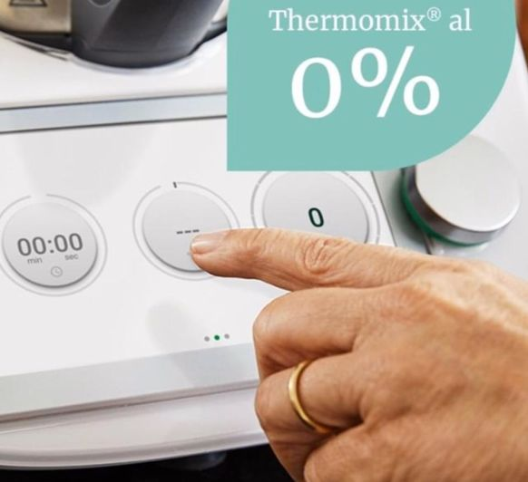 Thermomix® Cáceres 0% Intereses