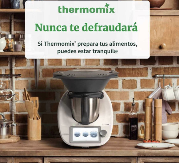 DEMOSTRACION VIRTUAL Thermomix® CÁCERES