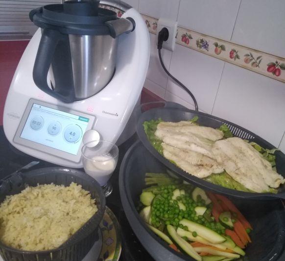 #CocinandoacuatroalturasconThermomix® enCáceres